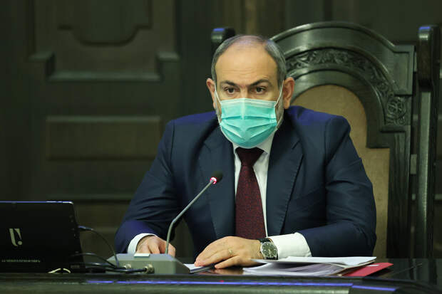 Пашинян высказался о взятии в плен армянских военных Азербайджаном