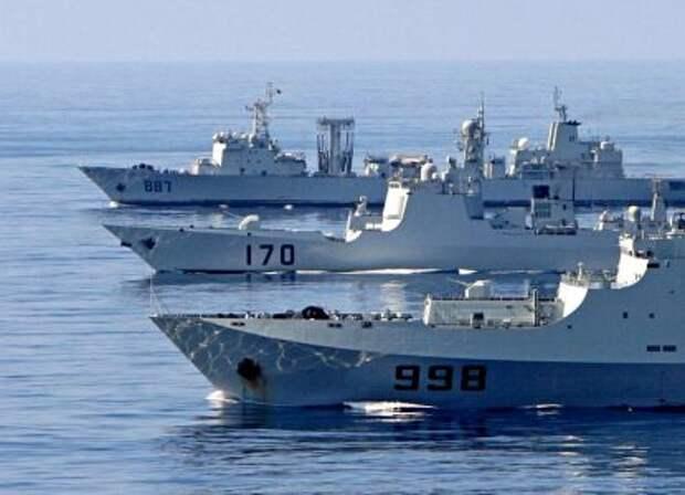 Пекин не исключает сценария скоротечной войны с США