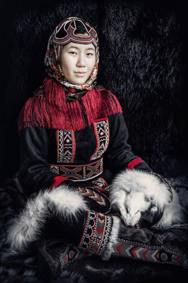 «Я проехал 40 000км по Сибири, фотографируя местных жителей. Вот результат»