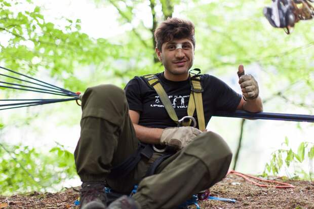ropejumping26 Прыжок в Сухое озеро