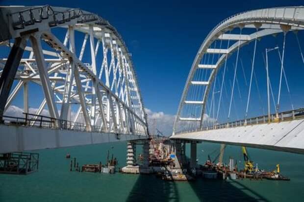 Голландцев обвинили в помощи при строительстве моста в Крым