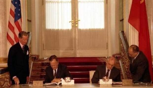 Горбачев назвал Буша-старшего настоящим партнёром | Продолжение проекта «Русская Весна»