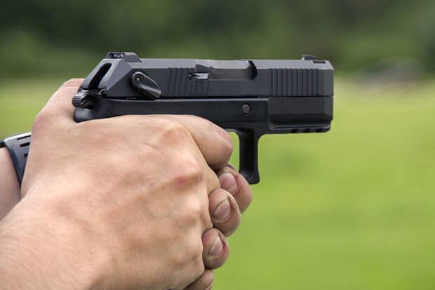 """В рекордные сроки: разработчик рассказал о создании пистолета """"Полоз"""""""