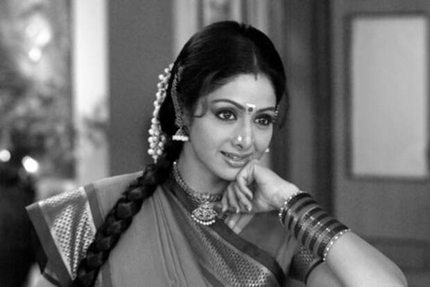 Умерла индийская актриса Шридеви