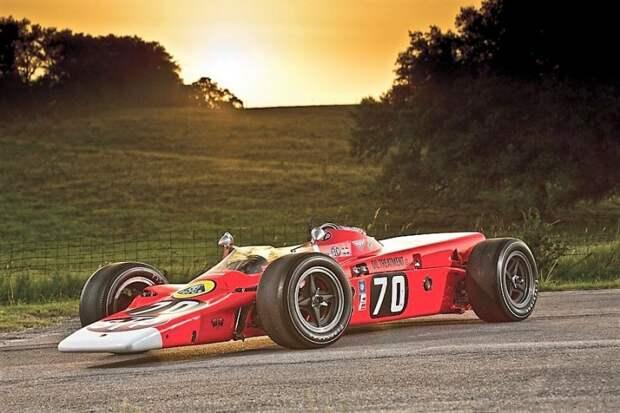 Lotus 56 получился не только более быстрым, но и значительно более красивым, чем Paxton STP авто, автоспорт, газотурбинный двигатель, гтд, двигатель, мотор, технологии, турбина