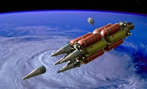 «Nuke Mars!»: США возьмут под ядерный прицел всю Землю
