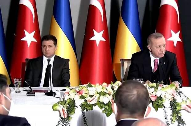Почему Турция не решается оказать поддержку воинственной Украине