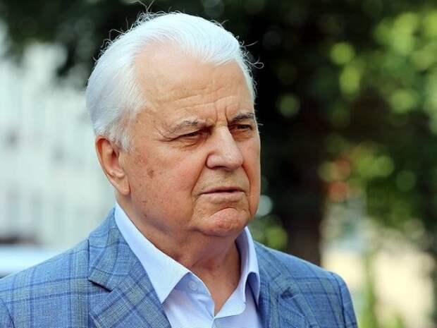 Кравчук заявил о «прорыве» в ходе переговоров по Донбассу