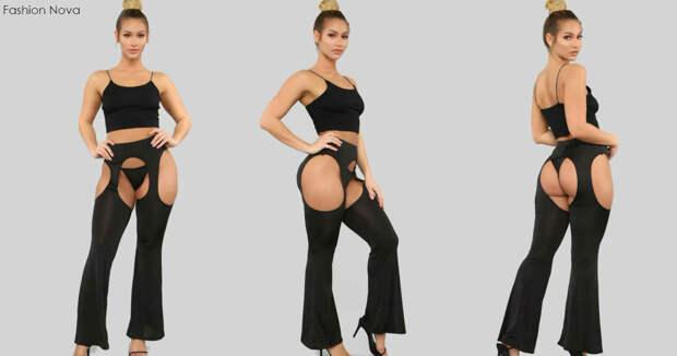Кто-то выпустил такие ″брюки″ - и на них большой спрос! Это как вообще?