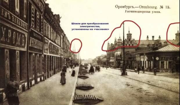 Атмосферное электричество в прошлом