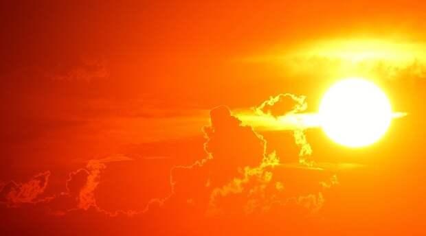 Новую череду вспышек зафиксировали на Солнце