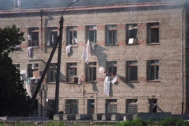 Теракт в Кизляре в 1996 году. Как это было