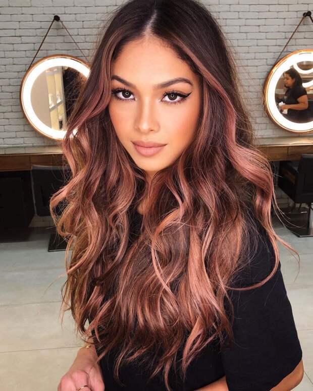 Модный цвет волос 2021: идеи, которые помогут определиться с оттенком в новом сезоне (+15 фото)