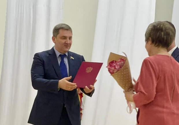 Депутат Госдумы Дмитрий Ламейкин поздравил работников культуры с профессиональным праздником