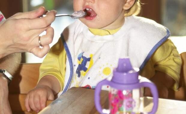 Наших детей с самого рождения убивают ядовитым питанием