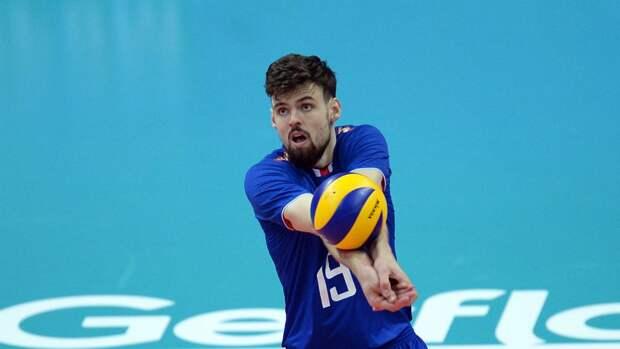 Волейболист сборной России назвал причину поражения от Франции в матче ОИ