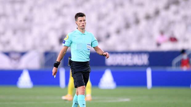 УЕФА назначил арбитров на матчи «Зенита» и «Краснодара» в ЛЧ