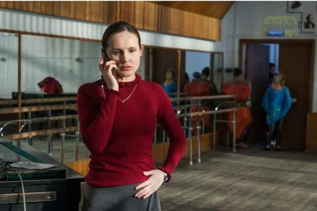 Актриса из Крыма стала звездой российского сериала