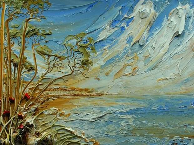 Объемная живопись от Джастина Геффри (20 картин)