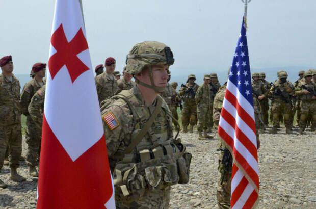 США создадут военную базу в Грузии в ответ на усиление РФ на Кавказе