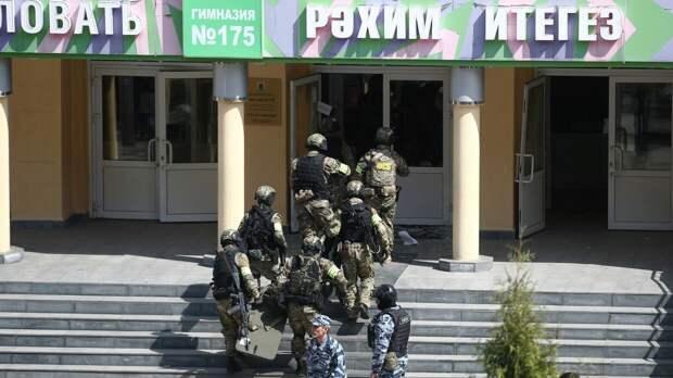 Пострадавших при стрельбе в казанской школе эвакуируют в Москву на Ил-76