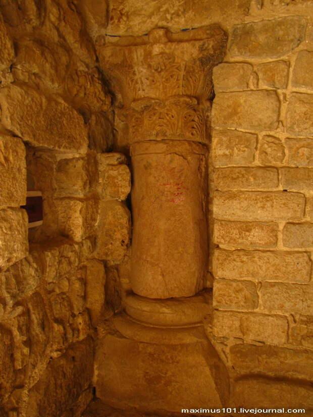 Ассасины и замок Масьяф