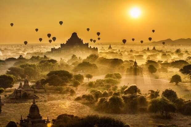 Самые красивые места в мире: Топ-45 (МНОГО ФОТО)