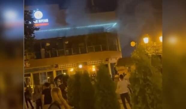 Пожар в ресторане и закрытие детсада в главных новостях вторника на Ставрополье