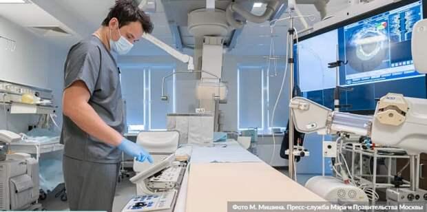 Как искусственный интеллект помогает врачам и пациентам. Фото: М. Мишин mos.ru