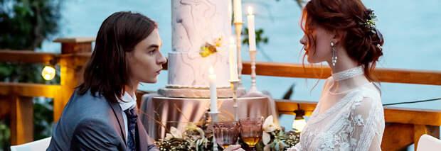 Сладкий стол на свадьбе - необычные идеи для оформления зоны