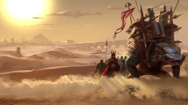 Vagrus - The Riven Realms: Обзор