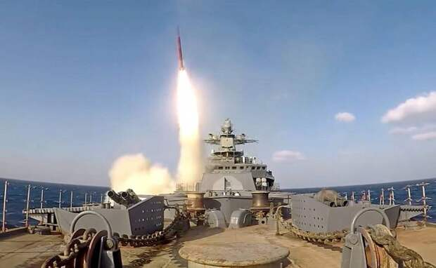Зачем Россия перевооружает старые советские боевые корабли
