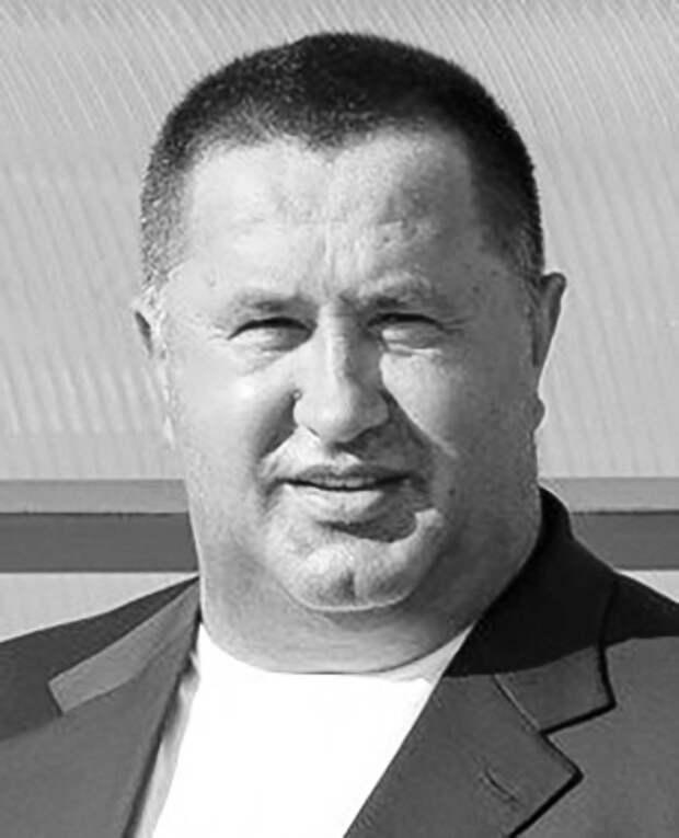 Бессменный главарь «подольской» преступной группировки Сергей Лалакин, «Лучок».