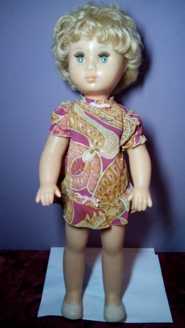 20. Девочки мечтали о шагающей кукле детские игрушки, игрушки ссср, ностальгия, раритет, фото