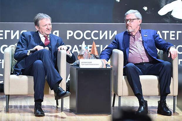 Григорий Явлинский: Народ ошибся...