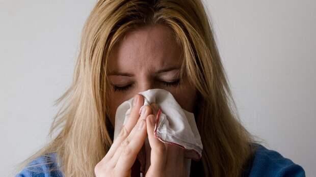 Причиной обострения аллергии весной могут быть проблемы с иммунитетом