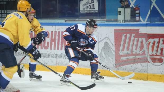 Сражение против одного из лидеров: ХК «Южный Урал» принимает пензенский «Дизель»