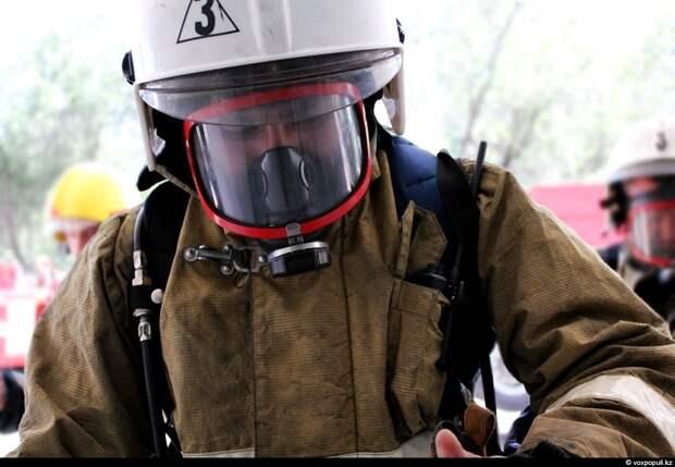 Пожарная история