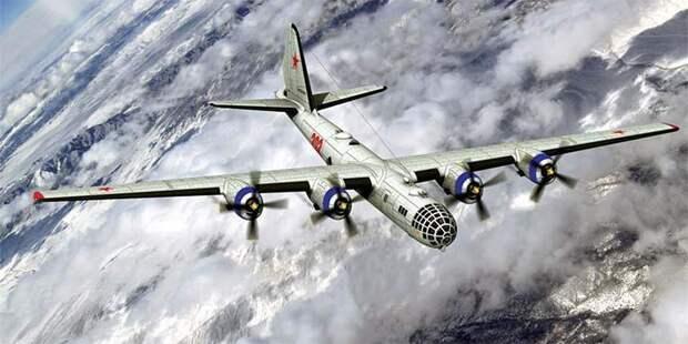 Проект стратегического бомбардировщика отКБ под руководством Мясищева ДБВ-202. Вот его можно назвать аналогом, анекопией. Автор — Джозеф Гатал