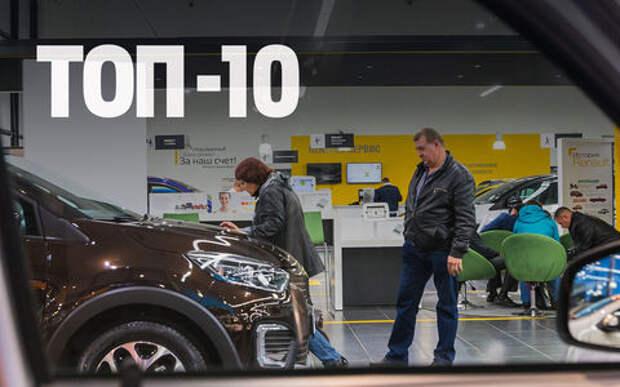 Рейтинги регионов по количеству новых и подержанных  автомобилей на 1000 жителей