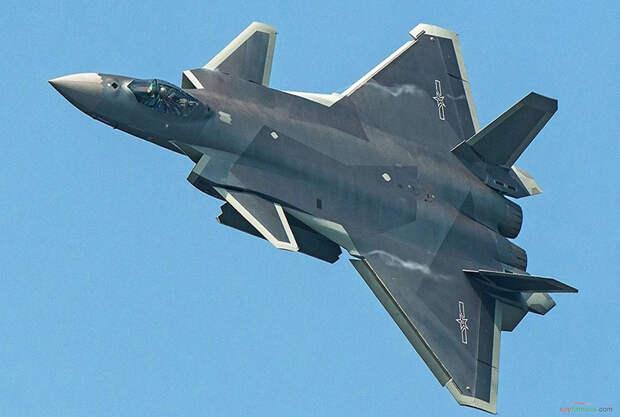 Не попасть в пятерку: Россия «тормозит» китайский истребитель и свой Су-57