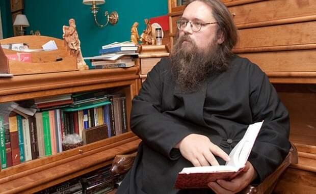 В «новой церкви Украины» молятся забывшего протодиакона Кураева