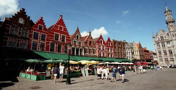 В Бельгии готовятся к запуску пивного трубопровода