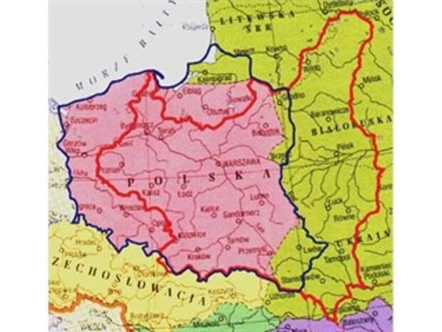 К чему привела Польшу ее деятельность. Германия приняла меры... Мечты Польши России не интересны...