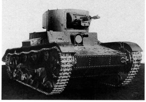 На фото – телетанк образца 1937 года. военная техника, военное, история, много букв, танки, танки СССР, техника, факты