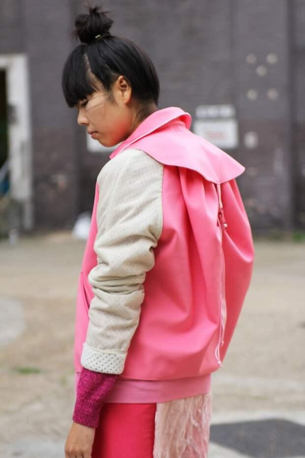 Куртка - рюкзак