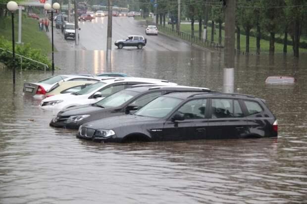 Опознать автомобиль-утопленник достаточно сложно. /Фото: lipetskmedia.ru.