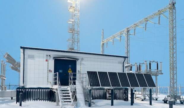 Первая цифровая подстанция заработала Арктике