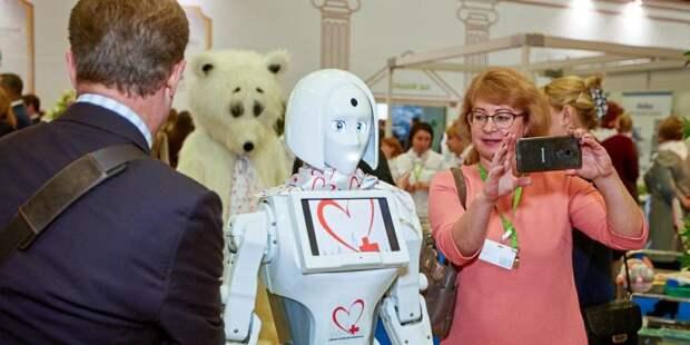 На Ассамблее «Здоровая Москва» расскажут о медицине будущего. Фото: mos.ru