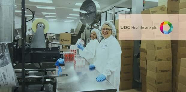 Частная инвесткомпания купит UDG Healthcare за 3,7 млрд долларов